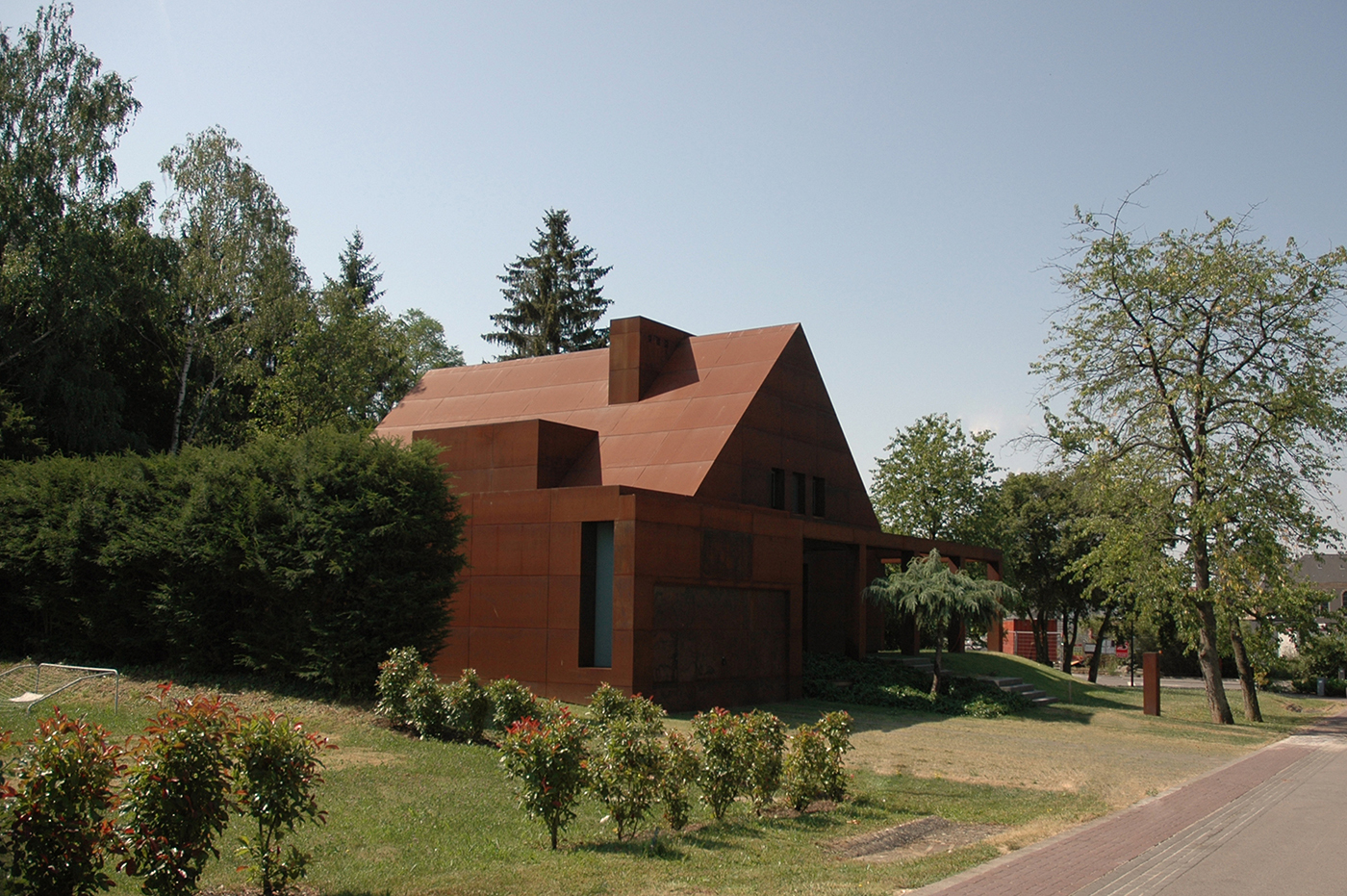 2011 Private House And Swimming Pool Mondorf Luxembourg